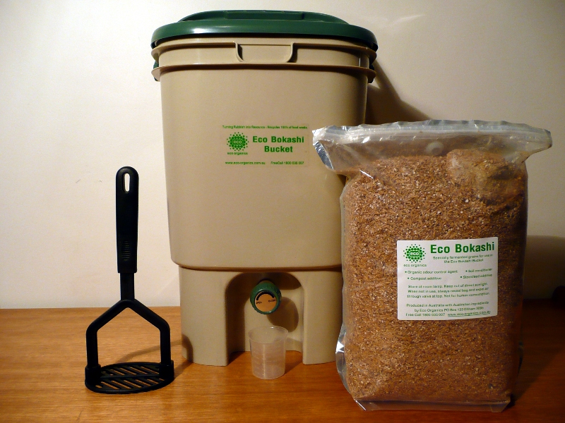 Bokashi – How to Recycle All of Your Food Waste | I Value Food