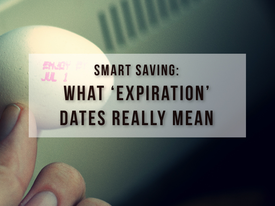 What 'Expiration' Dates Really Mean