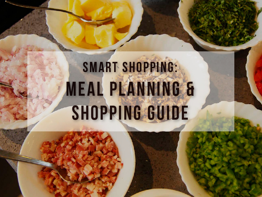 Step Meal Planning Guide  I Value Food
