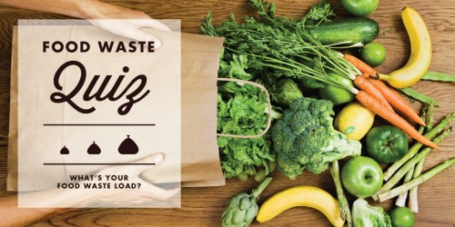 Quiz: How much food do you waste?