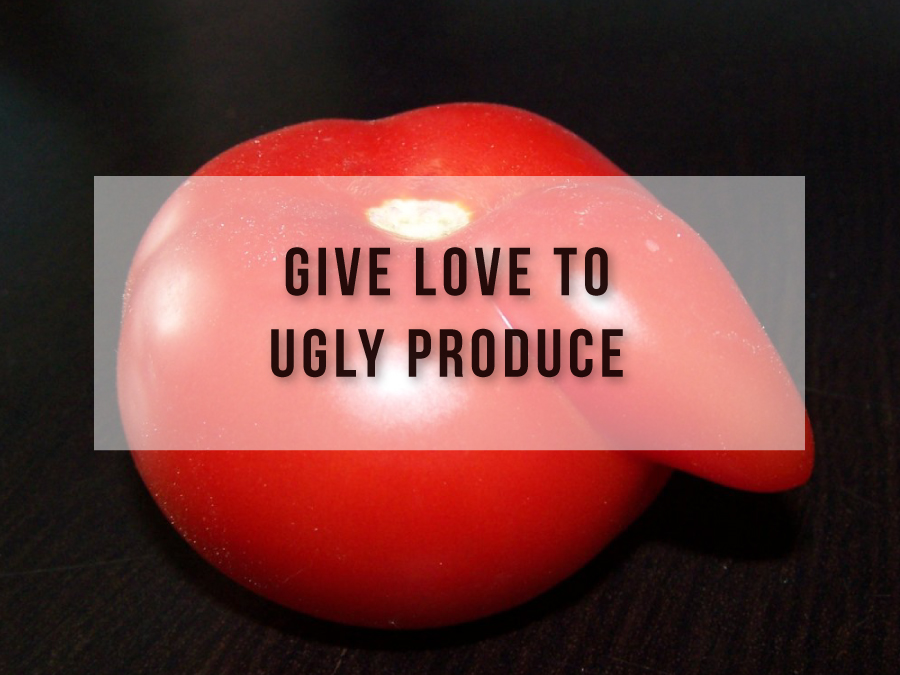 Give Love to Ugly Produce