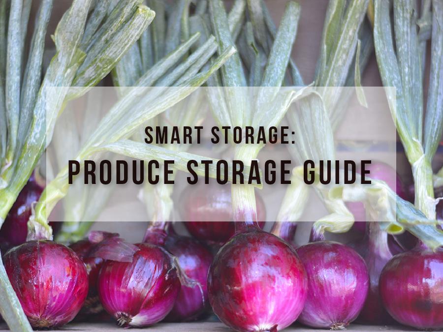 Produce Storage Cheat Sheet