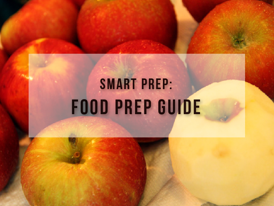 Prep Now, Waste Less