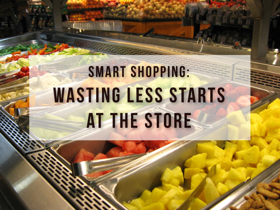 Wasting Less Starts at the Store